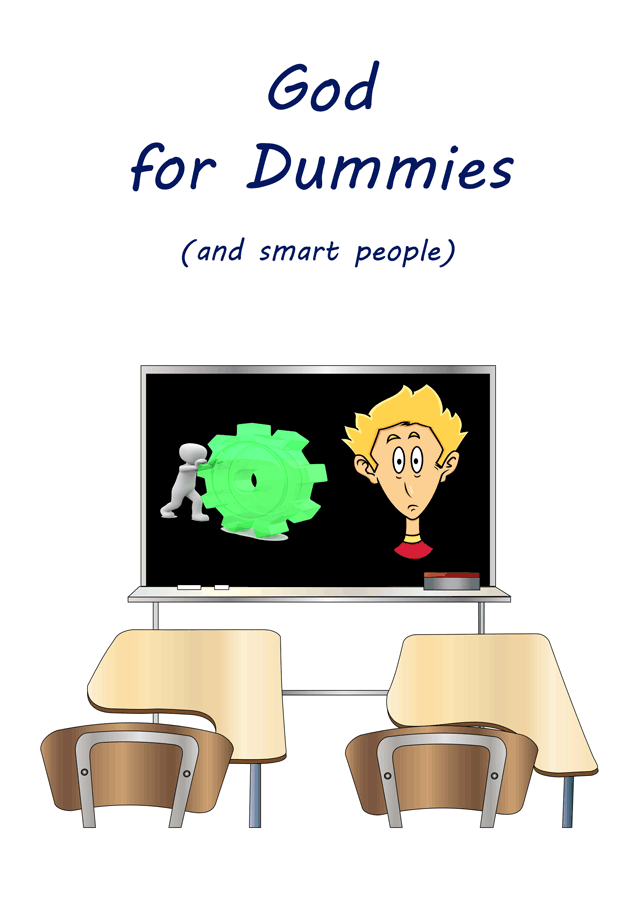 Cover God for Dummies (and smart people)